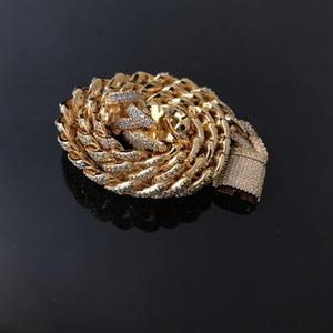 Image 2 - New arrival prong sharp cuban chain Miami chain