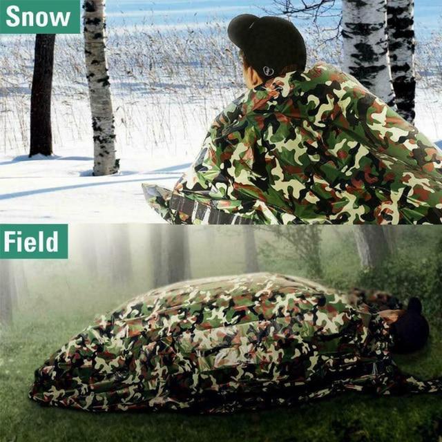 New Hot Outdoor Camping Sleeping Bag 6