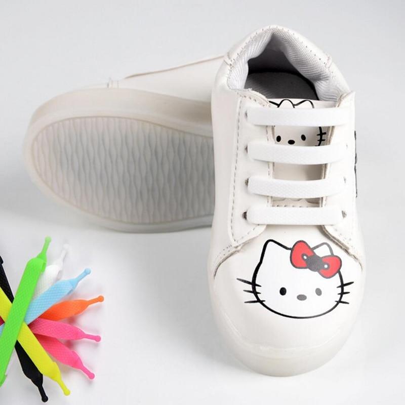 Mr. Niscar 1 Set / 12 Stks Rubber Slip Sneaker Elastische - Schoenaccessoires - Foto 6