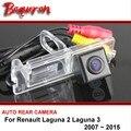 Para Renault Laguna 2 Laguna 3 2007 ~ 2015 Câmera de Visão Traseira Do Carro/Invertendo Parque Camera/HD CCD de Visão Noturna sem fio de arame