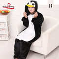 Unisex Adult Onesie Kigurumi Pajama Anime Costume Dress Sleepwear penguin homewear flannel