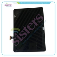 10 1 White For Samsung Galaxy Note 10 1 SM P600 P605 P600 LCD Display Touch