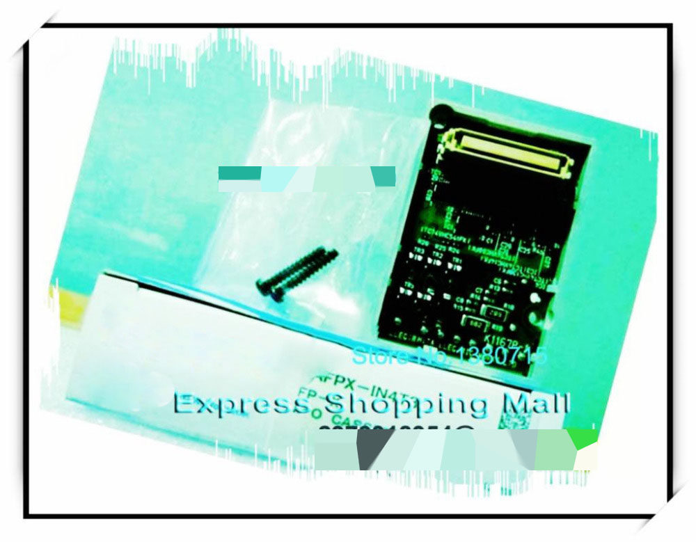 New Original AFPX-IN4T3 4 DC input points 3 NPn output points FP-X Digital Cassettes new original afpx tc2 analog and thermocouple cassettes