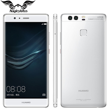 Original Huawei P9 3GB RAM 32GB ROM 5.2inch Kirin955 Octa Core Dual Back 12MP Camera 4G LTE Fingerprint Android 6.0 Mobile Phone
