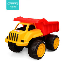 Beiens Toddler Toys Bulldozer Car Dump Truck Excavator for Children Kids Beach baby Toy Sand Tools Truck Summer Set(China)