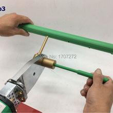 PPR инструмент для ремонта водопроводных труб, ремонт утечек и лазеек 7 мм пластиковые трубы Сварочные части штамповки, Сварочная форма