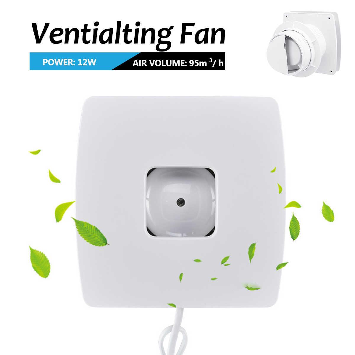 Quiet Kitchen Wall Exhaust Fan
