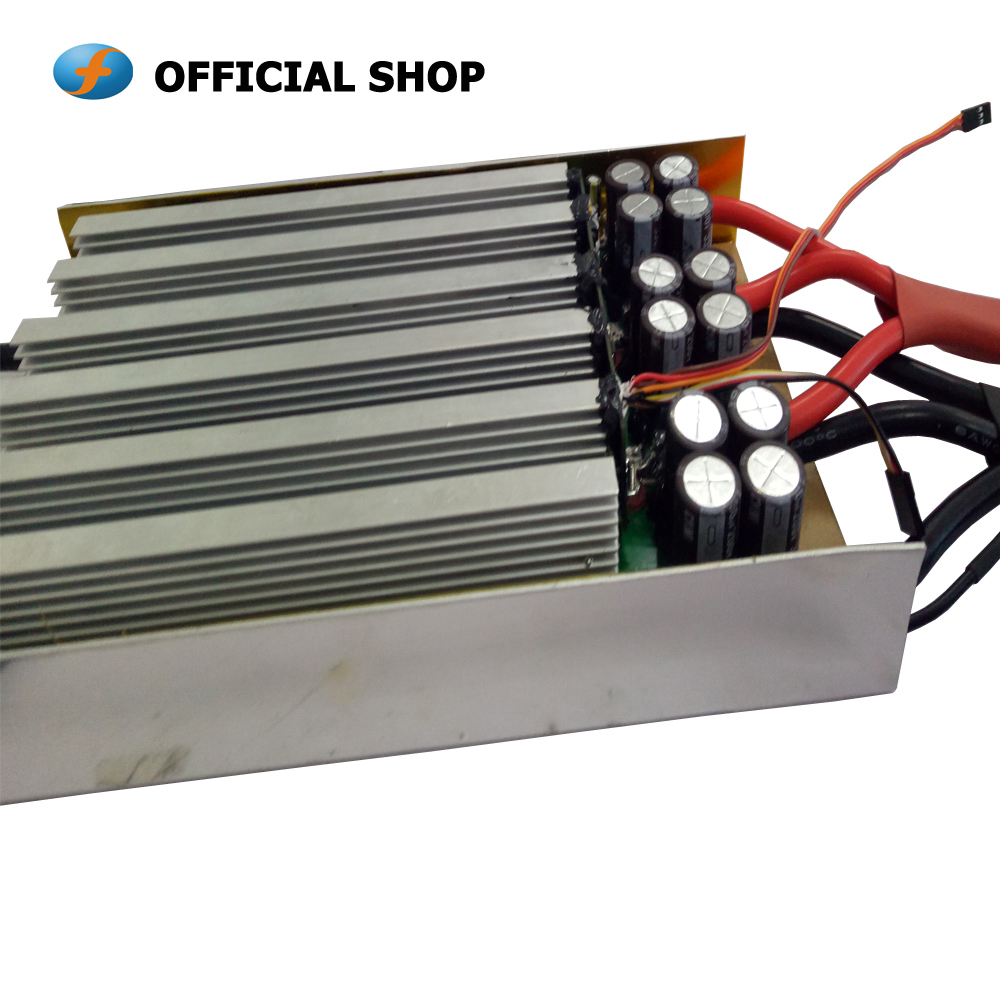 Super 800A 1200A 28S high powerful Brushless controller ESC For Car electric motorcycle or Air