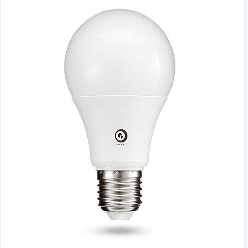 Digoo Lark Series Dimmable LED Lamp Bulb E27 B22 12W High Power Globe LED Light Bulb AC220-240V 900LM Energy Saving LED Lights smart bulb e27 7w led bulb energy saving lamp color changeable smart bulb led lighting for iphone android home bedroom lighitng