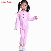 Baby Long Sleeve Rompers Girls Boys Plain Color Tank Jumpsuits Newborn Autumn Winter Harem 2016 New Fashion C30