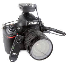 Télécommande de déclenchement de caméra sans fil, pour Nikon D810 D800 D700 D300 D200 D3S D3 D2 D1 DSLR