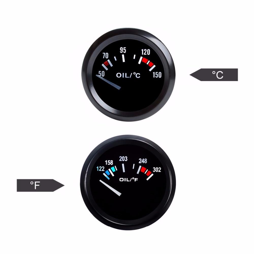 Автомобильный датчик температуры масла DRAGON, 2