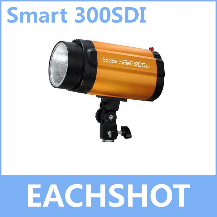 Godox Smart 300SDI, Pro Photography Studio Strobe Photo Flash Light 300ws 300w godox smart 300sdi 300ws flash studio photography light orange ac 220v 3 flat pin plug