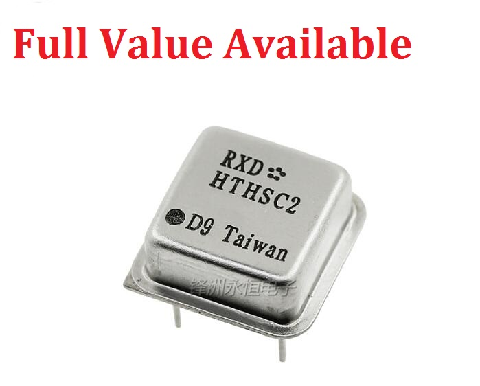 5PC DIP 4PIN 4MHZ 4.9152MHZ 6MHZ 8MHZ 10MHZ 11.0592MHZ 12MHZ 20MHZ 22.184MHZ 24MHZ 40MHZ 50MHZ Square Active Crystal Oscillator