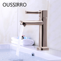 Stylish Elegant Bathroom Basin Faucet Kitchen Bathroom Basin Basin Faucet Wash Basin Zinc Alloy Faucet