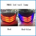 Modified motorcycle parts Taillight HID tail light LED taillamp rear lamp for YAMAHA NMAX 155 NMAX155 NMAX125