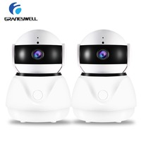 2 PCS/Lot IP Camera 1080P Security Camera ip Smart Night Vision Wireless Camera Baby Monitor Home Security CCTV Video Camera