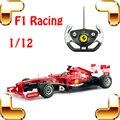 Regalo de Año nuevo Partido F1 1/12 Coche de Carreras de Velocidad DEL RC Grande unidad Fórmula Drift Coche de Control Remoto Modelo de Vehículo de Juguete de Regalo Grande al aire libre