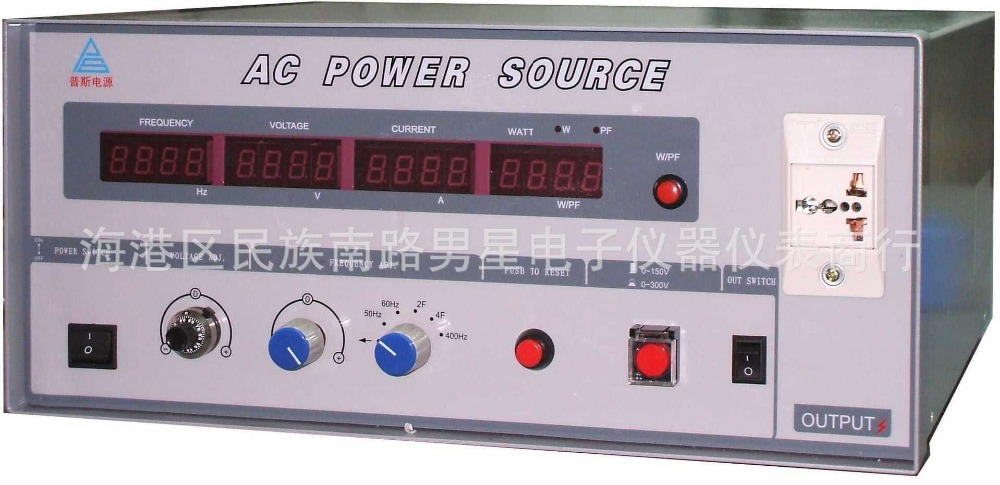 PS61005 (0-500V)High Voltage power inverter 500W,variable frequency power source supply AC power source conversion rk5000 digital ac frequency conversion power supply ac power 500 va frequency conversion power supply frequency