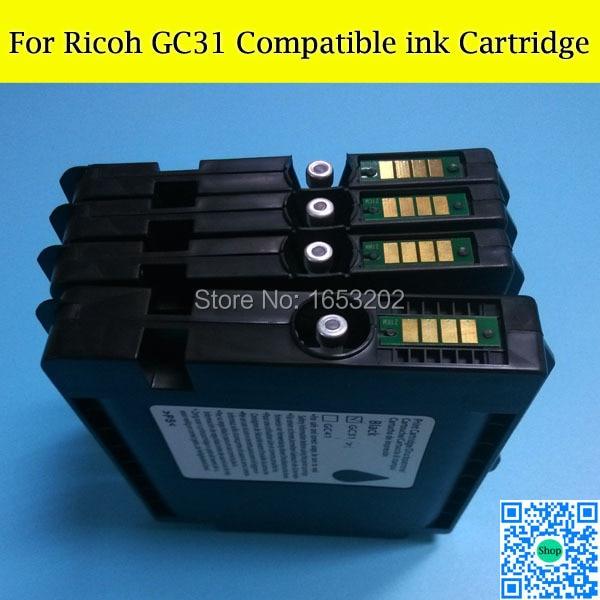 Ricoh GC21 Compatible ink Cartridge 1
