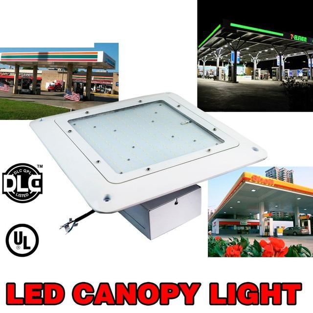 Schip Uit USA, 150 W Canopy Led verlichting, UL Lijst en DLC Bewezen ...