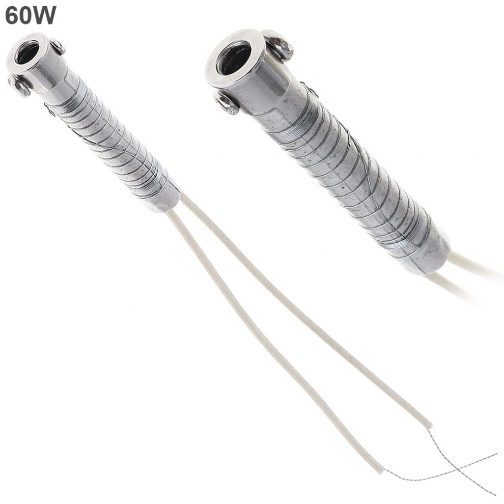 5pcs 220V 60W External Heating Heating Core Wire for Electric Soldering Iron