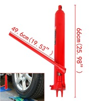 Shipping From DE 8 Ton Long Ram Hydraulic Jack Manual Arm Replacement Engine Lift Hoist