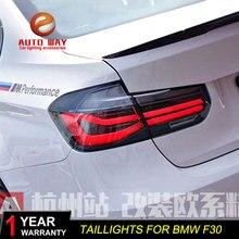 Car Styling per il BMW F35 F30 318i fanali posteriori 2013-2017 Tatilights di Coda A LED Luce Posteriore A LED Lampada Certa fanale posteriore Dell'automobile