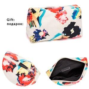 Image 4 - MIYACO Bolso de mano de estilo mensajero para mujer, bolsa de mano femenina, conjunto informal con bolso con flores