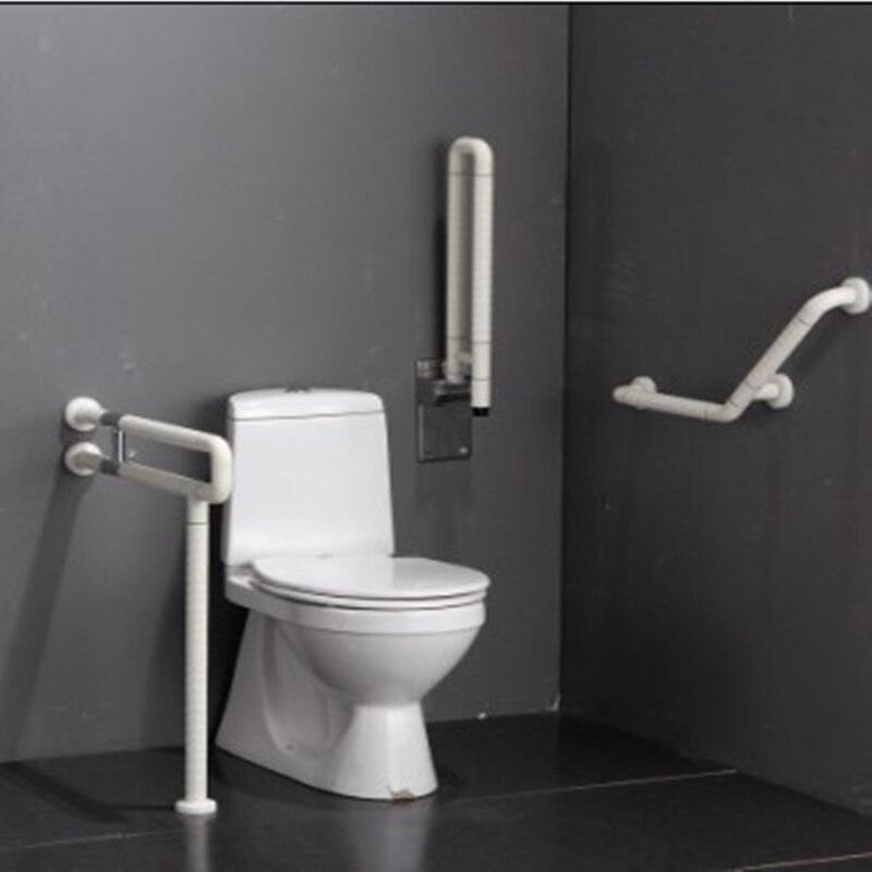 Accessible bathroom handrails bathroom toilet handle the disabled ...