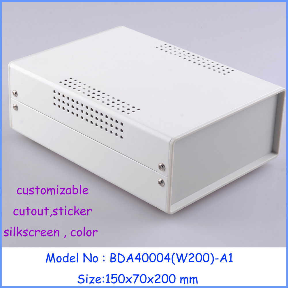 (1 pc) Standard Iron box for device enclosure   150*70*200mm