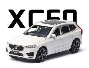 Image 3 - جديد 1:32 فولفو XC60 سبيكة نموذج سيارة Diecasts و لعبة سيارات لعبة شحن مجاني طفل لعب للأطفال هدايا بوي لعبة