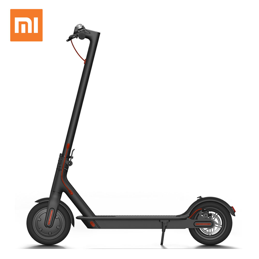 Original Xiaomi M365 Smart Electric Scooter Skateboard Hoverboard Foldable Light Long Board 30KM Mileage Energy Saving With APP