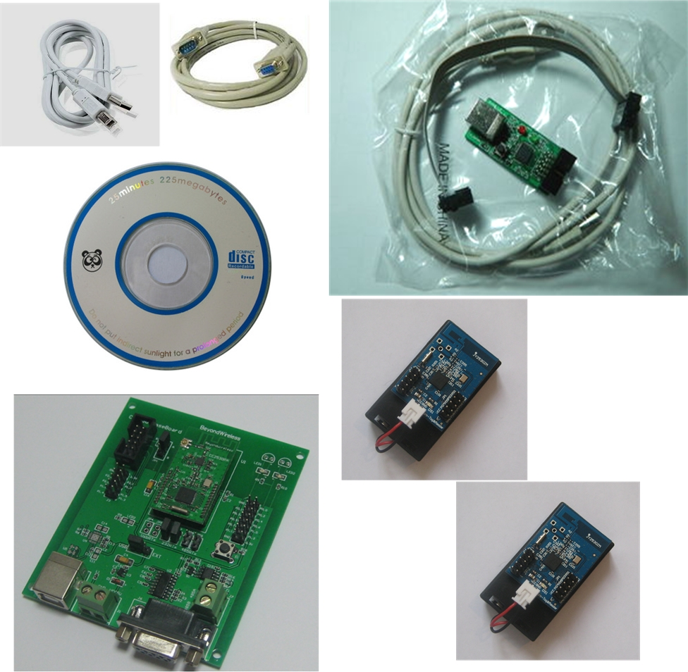 cc2530 zigbee 2 4g active rfid read & write & radio frequency  cc2530 zigbee 2 4g active rfid read & write & radio frequency identification development kit in fm transmitters from automobiles & motorcycles on