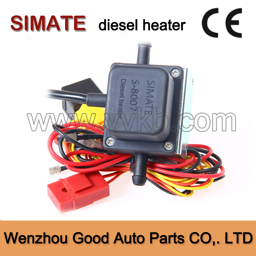 12V 24V Biodiesel heater 19 years experience specializing in the production Diesel engines use|heater solar|heater spa|heater 12v - title=