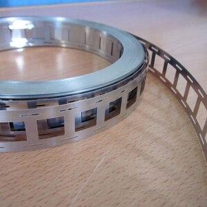 Image 2 - 무료 배송 18650 배터리 순수 니켈 스트립 18650 셀 니켈 테이프 0.15*27*5000mm 니켈 벨트 18650 배터리 홀더에 사용