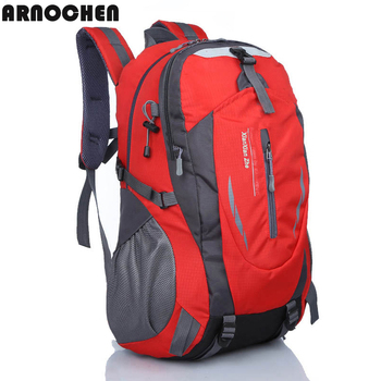 2018 New High Quality Waterproof Nylon Backpack Men Women Mochila Bag Rucksack Mountaineering Bag Travel Bags Men's Backpacks