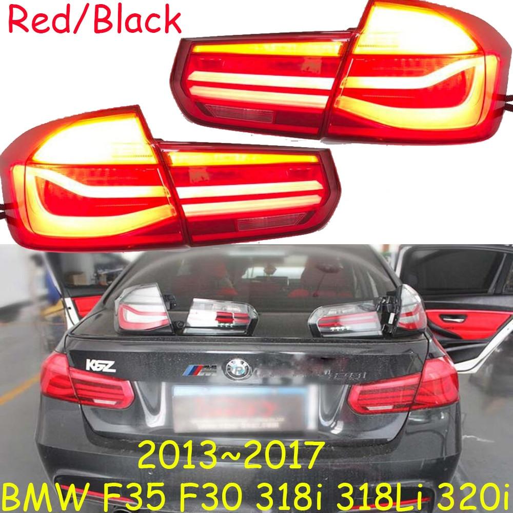 Vidéo, F35 arrière lumière, LED, F30 318i 318Li 320i, 2013 ~ 2017, accessoires de voiture, 318i feu arrière, 320i brouillard lumière, 318Li phare