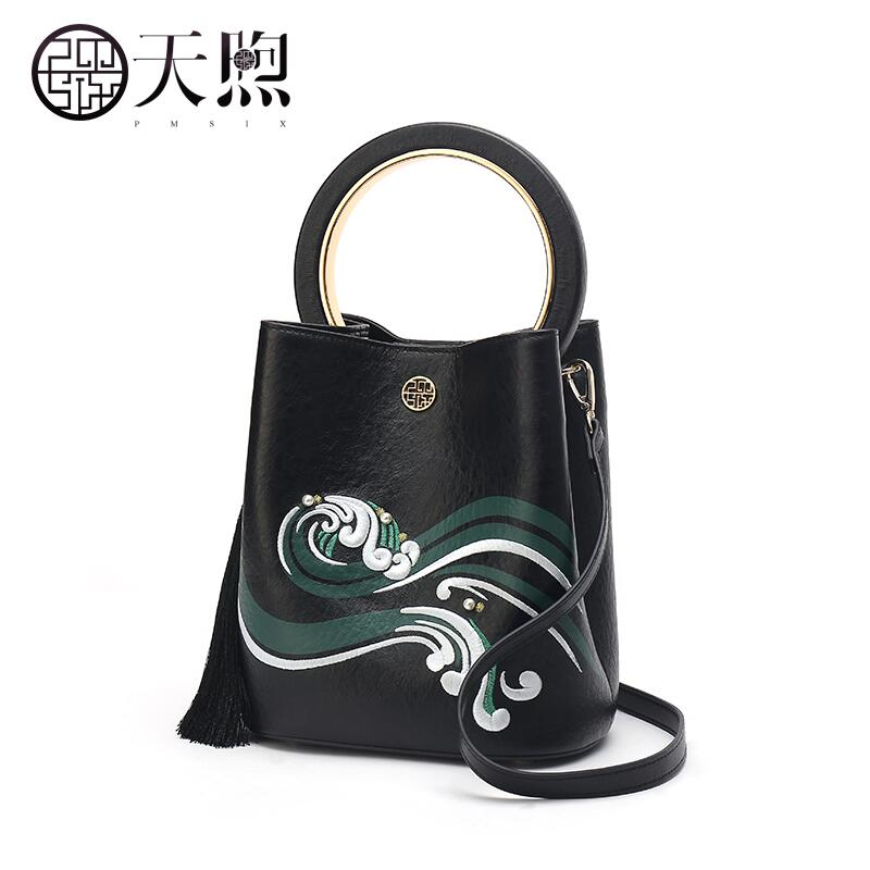 PMSIX high quality fashion luxury brand 2018 new simple atmosphere wild Messenger bag mother bag handbag middle-aged female bagPMSIX high quality fashion luxury brand 2018 new simple atmosphere wild Messenger bag mother bag handbag middle-aged female bag