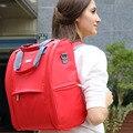 Carrinhos de Cuidados Com o bebê Fralda/saco de Fraldas Mochila Mãe Saco Maternidade saco do Mensageiro das Mulheres senhoras Saco Organizador da Viagem Com Trocador