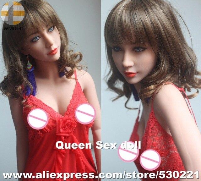 Wmdoll 163 см Высокое качество загар кожи janpanse реальные куклы, полный размер силиконовые секс куклы кукла любовь, Устные киска влагалища анальный взрослых куклы