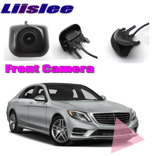 LiisLee Car Front Camera Front Grille CA