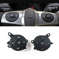 For Ford Focus Kuga 2012 2015 Multifunction Steering Wheel Buttons Audio Volume Control Switch Button M