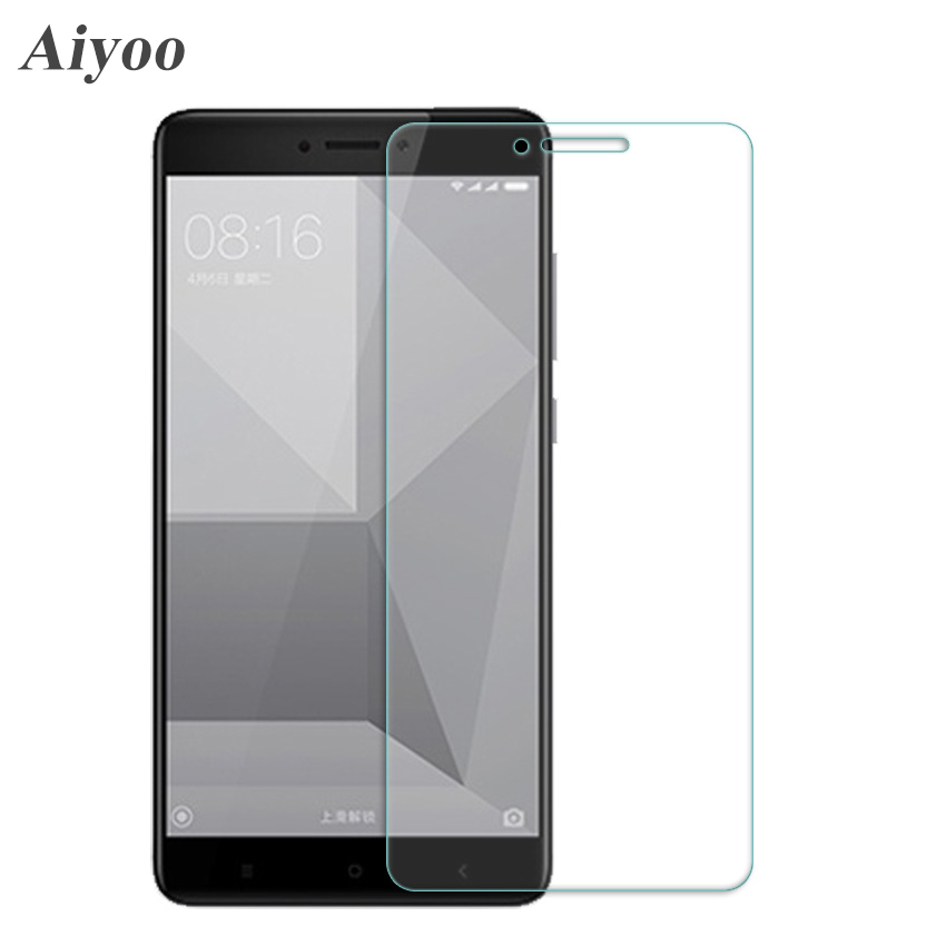 For Xiaomi Redmi Note 4X Tempered Glass Screen Protector 9H 0.33mm 2.5D Protective Guard Glass Film for Redmi Note 4X 5.5 inch