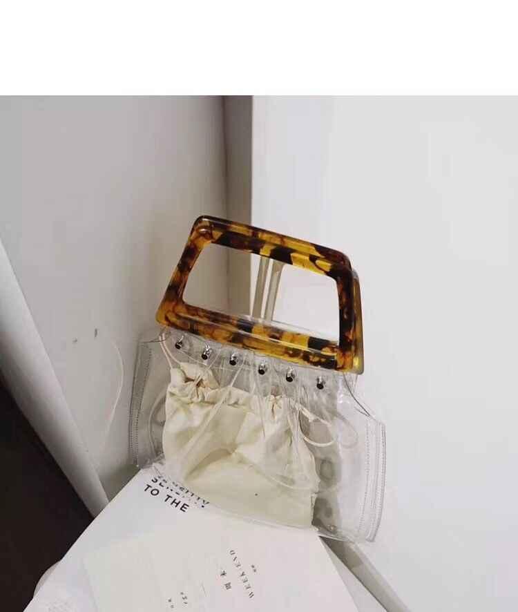 5 пар = 10 шт., 17X10 см. Ручка трапециевидной формы из смолы, модные женские сумки с леопардовым принтом