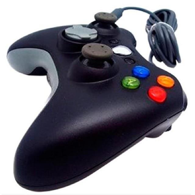 2016 Новая Мода Удобная Проводной Game Pad Контроллер Для Microsoft Xbox 360 Pc