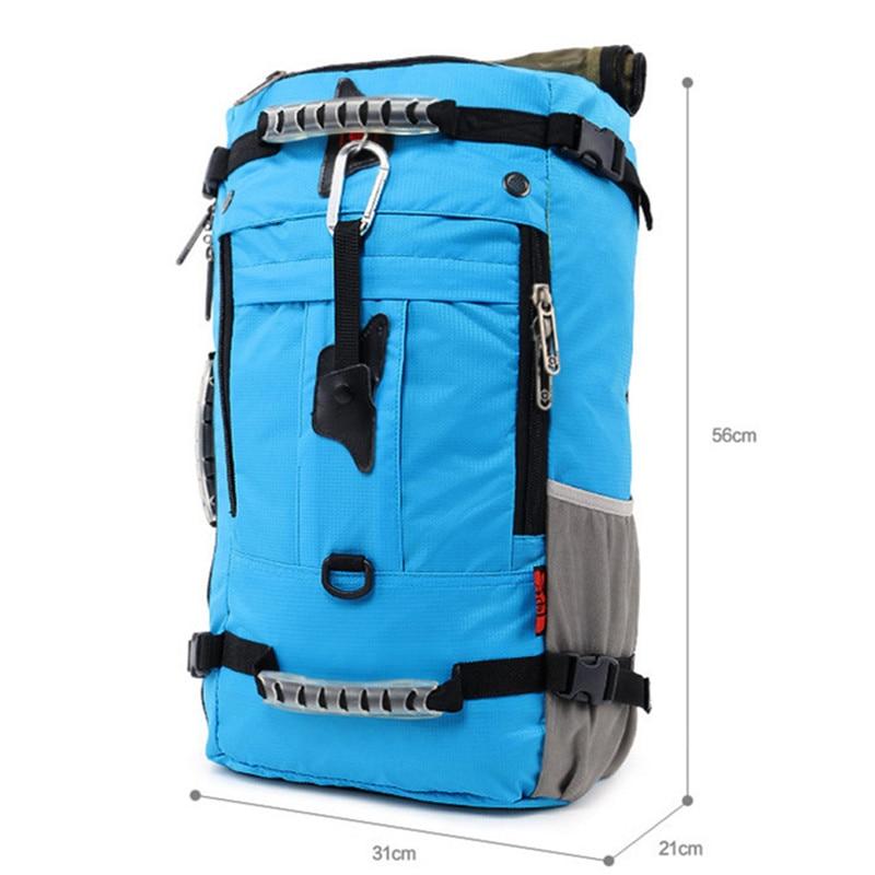 2017 Men Women Outdoor Military Army Tactical Backpack Trekking Sport Travel Rucksacks Camping Hiking Climbing Camouflage Bag цена 2016