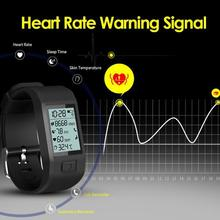 Original For Hesvit G1 BT4.0 Smart Band Smartwatch Heart Rate Monitor Sleep Management For Android iOS smartband Wristband Gift