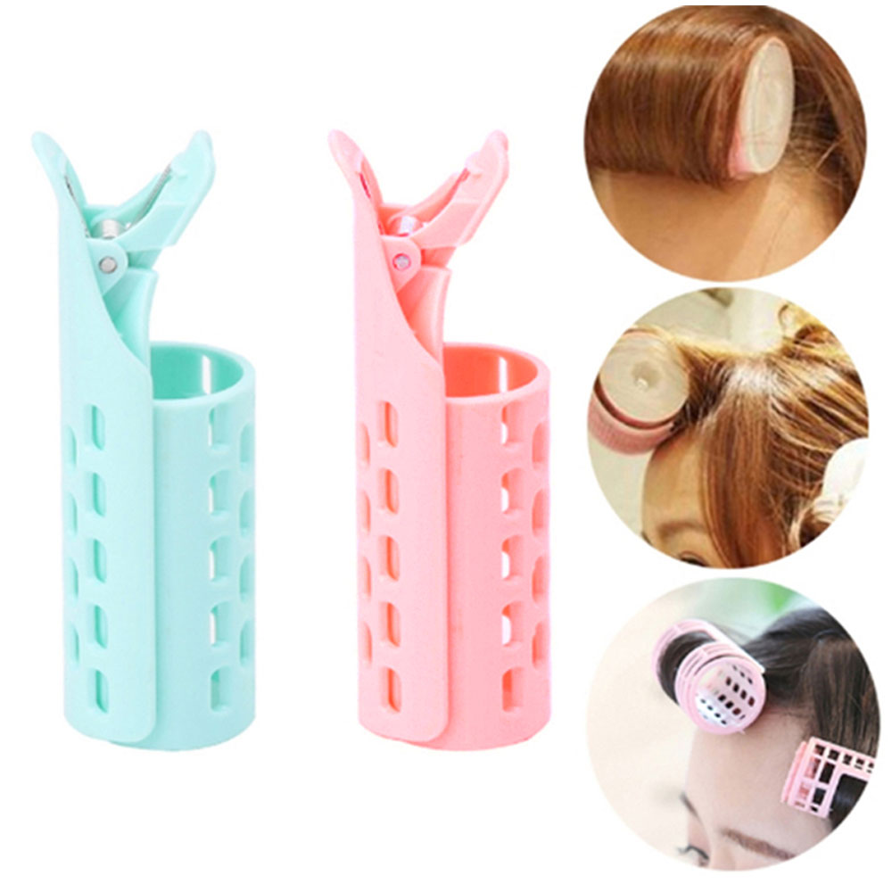 1Pcs Plastic Hair Roller Curlers Clips DIY Hair Styling Rollers Spiral Women Lady Hair Styling Rollers Hair Curls Waves Tool