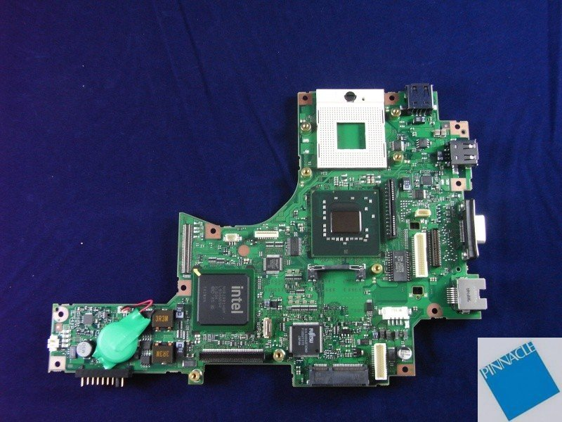 CP335101-01 Motherboard For Fujitsu LIFEBOOK T4220CP335101-01 Motherboard For Fujitsu LIFEBOOK T4220